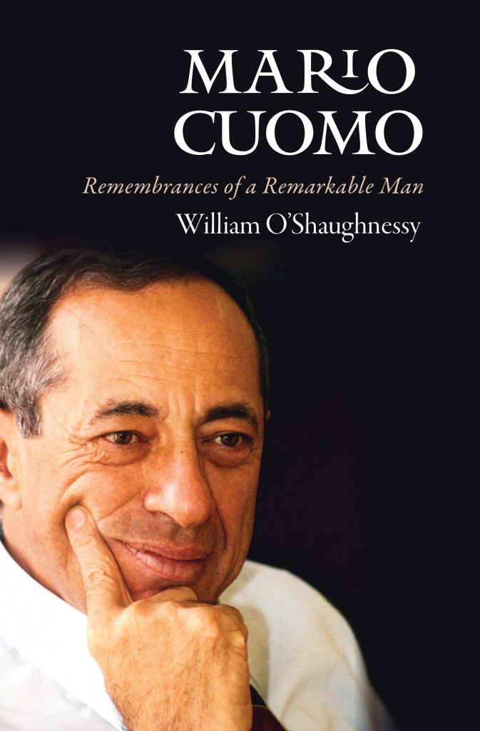 Front Cover Of Mario Cuomo Remembrances of a Remarkable Man
