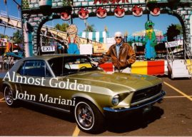NEW SHOW: Almost Golden w/ John Mariani