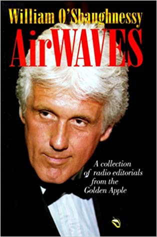 Book Cover: Airwaves: A Collection of Radio Editorials from the Golden Apple