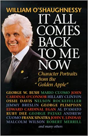Book Cover: It All Comes Back to Me Now: Character Portraits from the Golden Apple