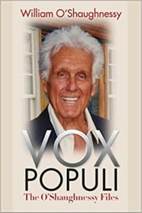 Book Cover: Vox Populi: The O'Shaughnessy Files